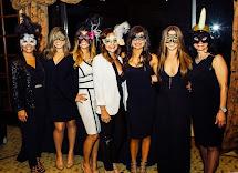 Masquerade Ball Birthday Party