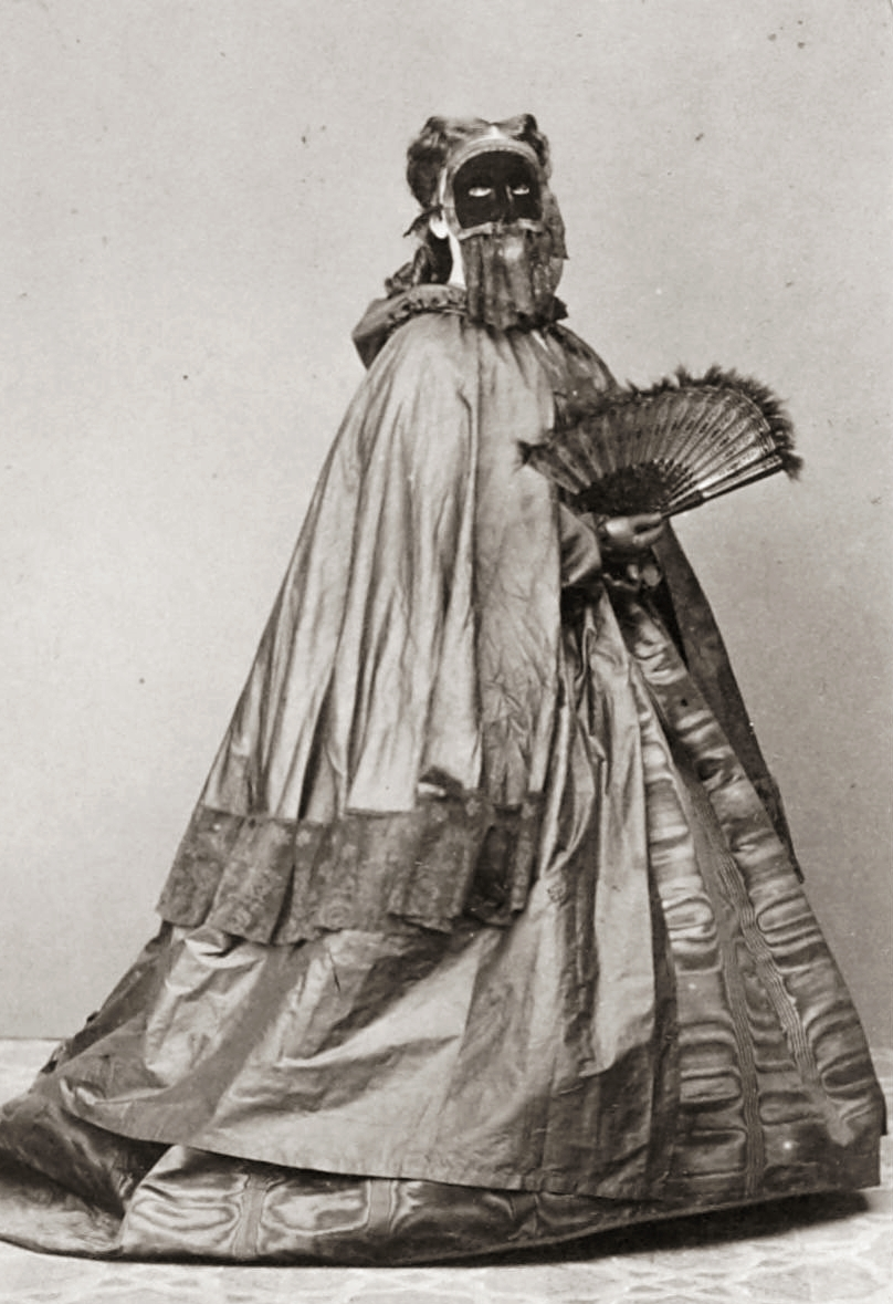retro rack: fancy dress costumes ~ the victorian halloween