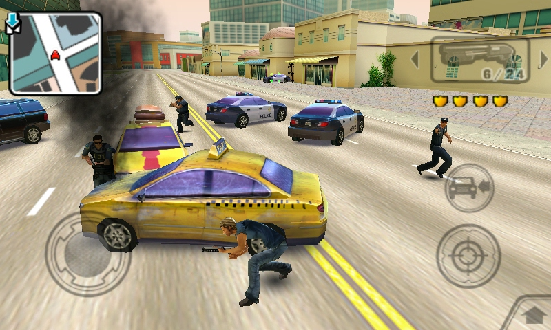This game is a continuation from west gangstar coast hustle hd