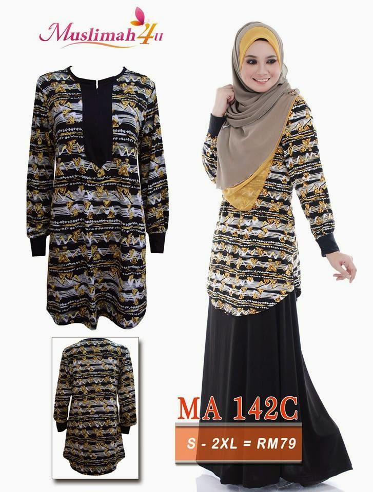 T-shirt-Muslimah4u-MA142C