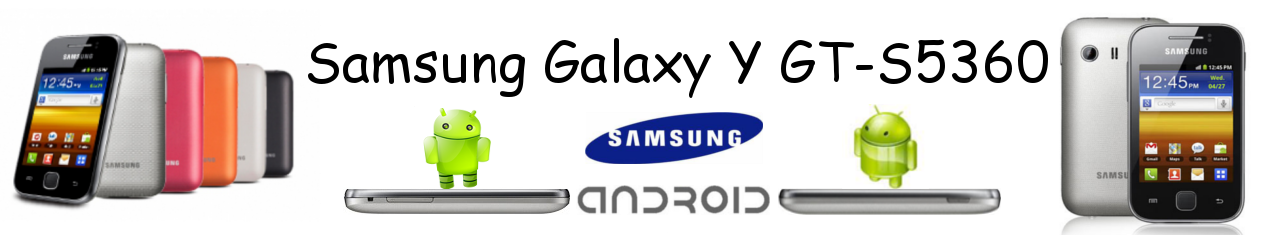 Samsumg Galaxy Y