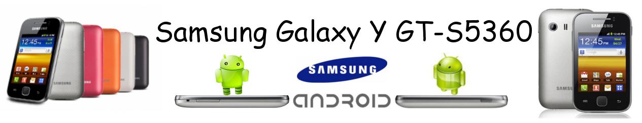 Samsumg Galaxy Y