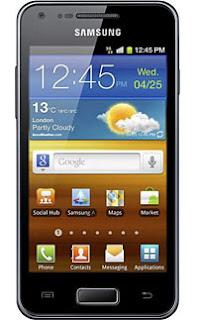 berapa Harga HP Samsung Galaxy S Advance i9070