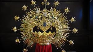 Corona robada