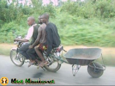 Imagens Engraçadas de Moçambique