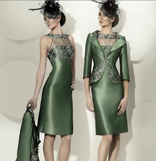 Elegante Kleider - Collection Franc Sarabia Fiesta 2013