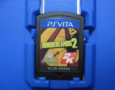 PS Vitaカード ボーダーランズ2