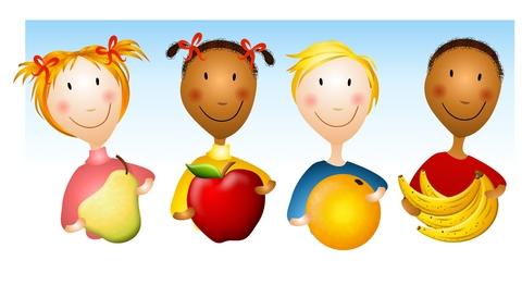 nutricion de niños pequeños