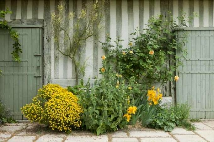 10 ideas para conseguir un jardín con aire francés   guia de ...