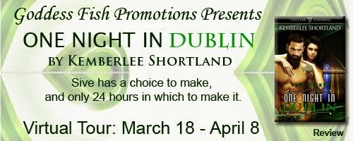 ONE NIGHT IN DUBLIN: 18 March - 8 April
