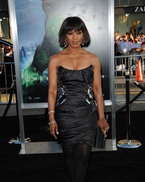 Idea Hairstyles 2012 Celebrity, Angela Bassett