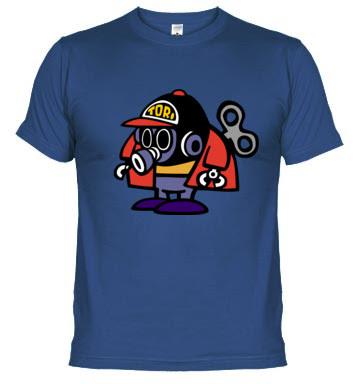 Camiseta Toriyama