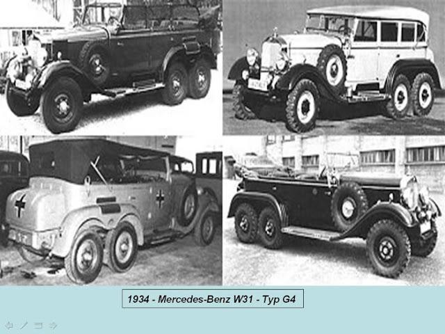 1934 Mercedes Benz W31
