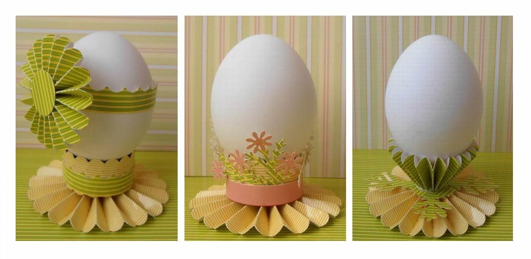 Подставки под яйца своими руками из бумаги