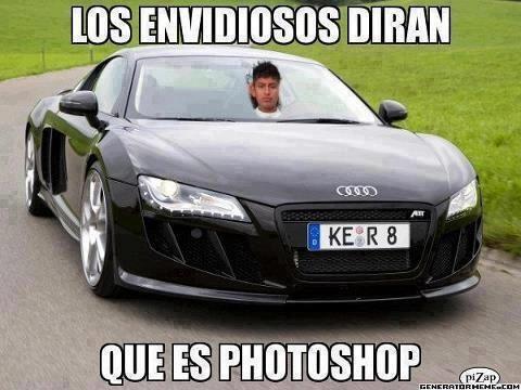 Genios del Photoshop......FAIL!! R9