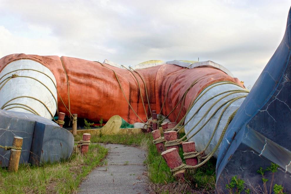 abandoned japanese theme park - photo #21