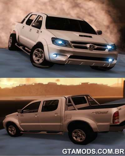 Toyota Hilux Cabine Dupla 2011