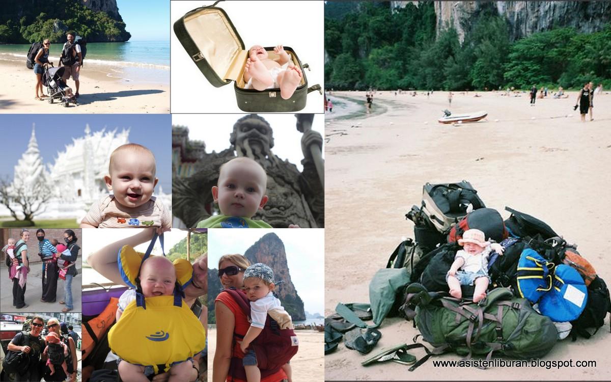 Makanan Bayi 1 Tahun Saat Traveling