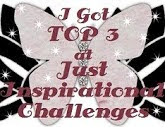 Just Inspirational Challenges Top Three