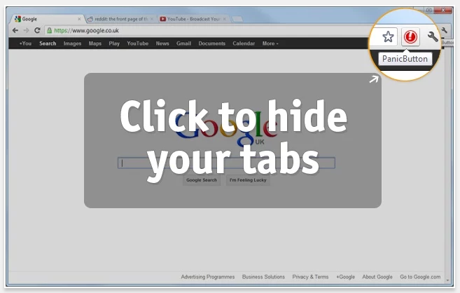 How to Hide or Restore All Tabs with Single Click in Chrome