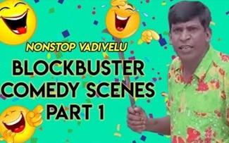 Vadivelu Nonstop Blockbuster Tamil films comedy scenes