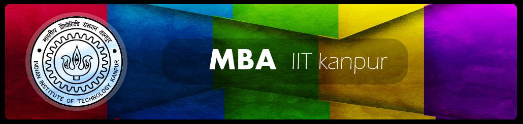 IIT Kanpur MBA Blog