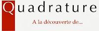 Logo d'A la découverte de Quadrature