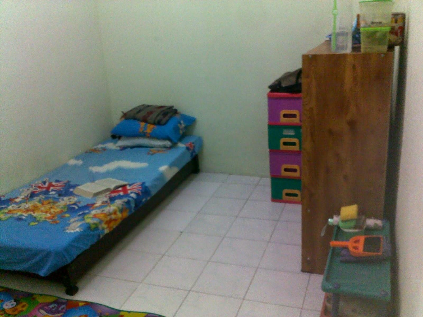 kamar tidur anak kos | sobat interior rumah