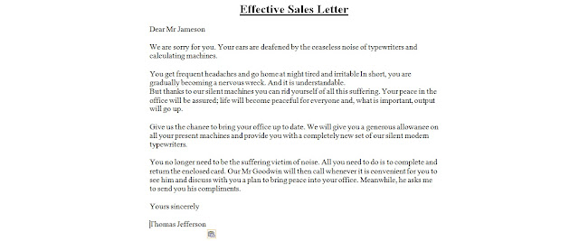 Doc582405 Persuasive Sales Letter 3 Persuasive Sales Letter – Persuasive Sales Letter Example