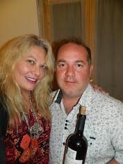 Silvia Ramos de Barton y Omar Araujo