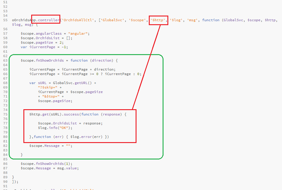 How to Design an AngularJS SPA with CRUD operations for OData RESTful Web API    7