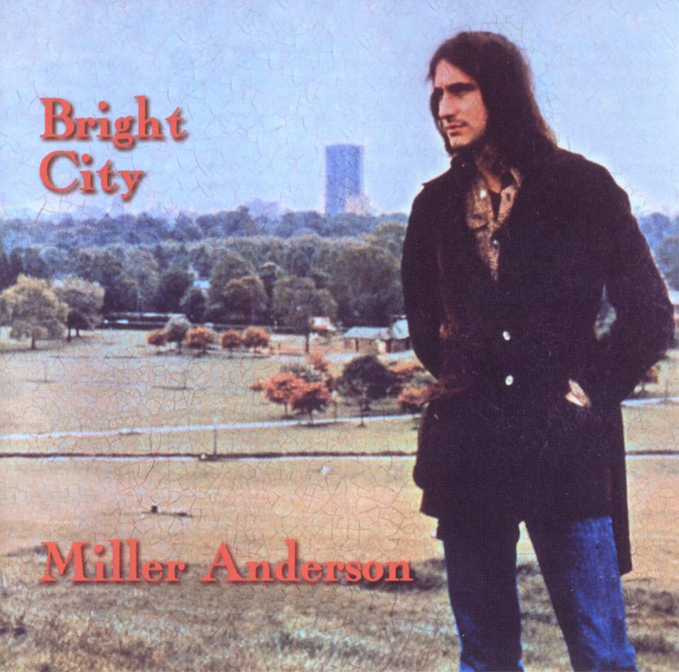 Miller Anderson, the Scotsanderson city