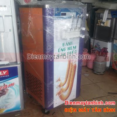 Hướng dẫn sử dụng máy làm kem tươi từ A-Z