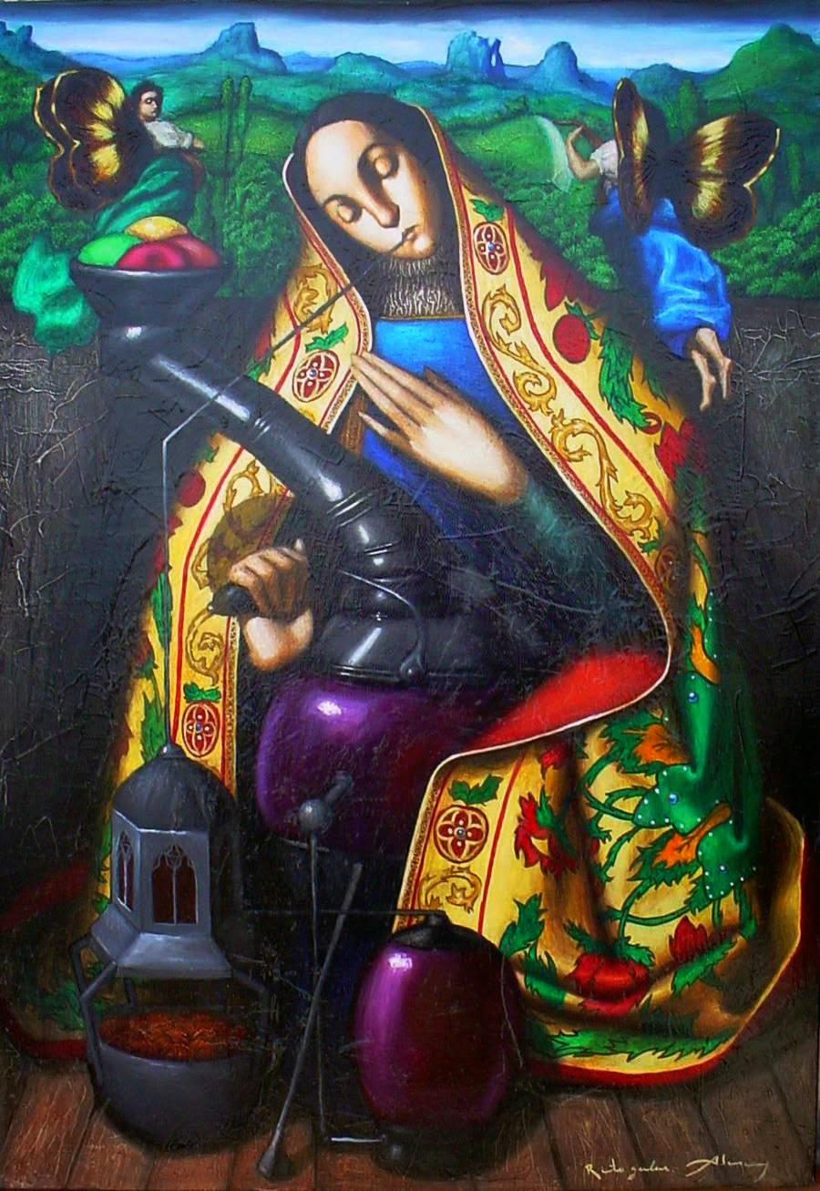 Del Artista contemporáneo Abisay Puentes