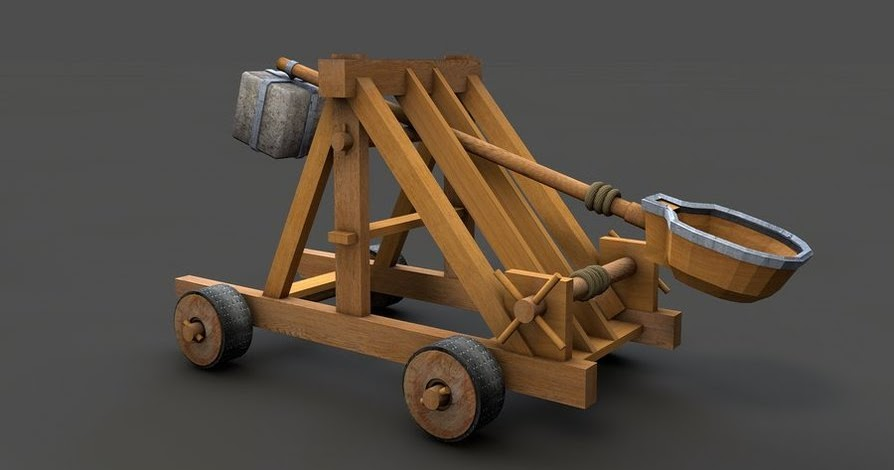 Build A Catapult Game Online