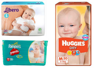 Askmebazaar : Buy Baby Diapers and get at Flat 25% off Extra