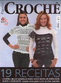 Figurino croche №43 2010