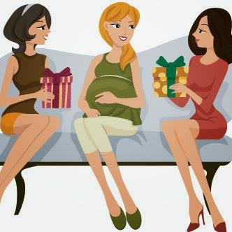Dibujos de Mujeres Embarazadas