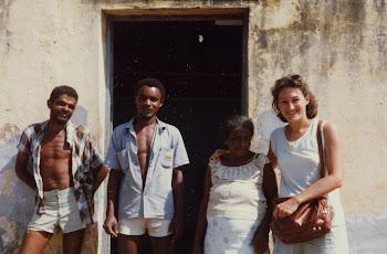 Premier voyage au Brésil 1986