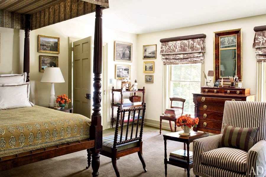 New home interior design an elegant federal style country - Federal style interior decorating ...