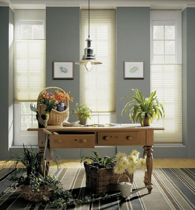 Lisa Scheff Designs | Hunter Douglas Cellular Shades
