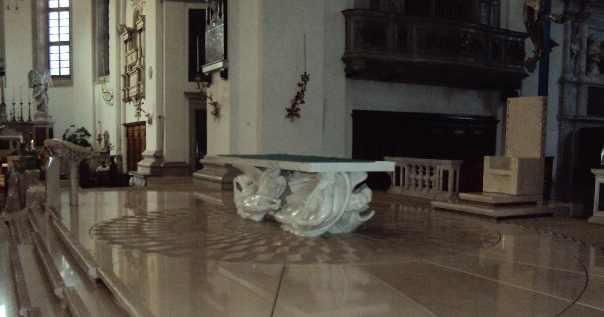 Arquitectura arte sacro y liturgia el presbiterio for Arquitectura sacro