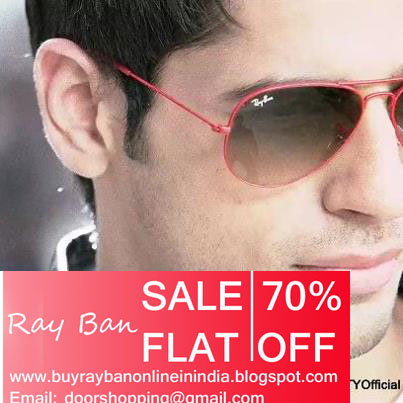 Ray Ban Red Frame