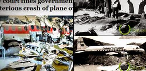 7 Peristiwa Pesawat Penumpang yang pernah Ditembak Jatuh