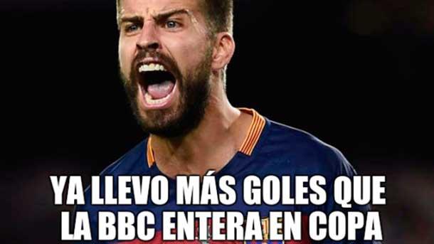 """Este es el mejor """"meme"""" del FC Barcelona-Athletic Club"""