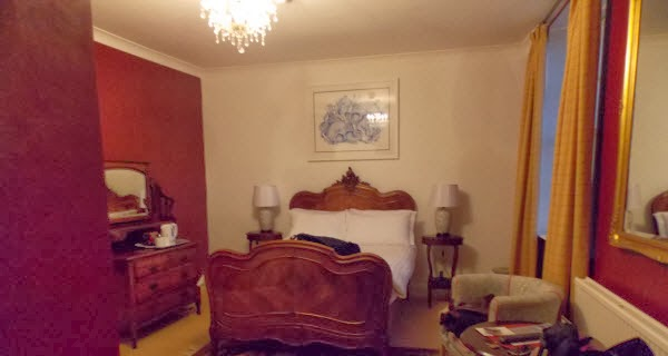 George IV Guesthouse in Brighton bedroom