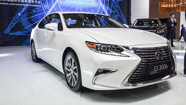 2016 Lexus ES 300h Release Date Price Specs Safety Features