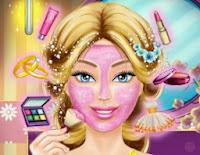 Barbie Gerçek Gelin Makyajı