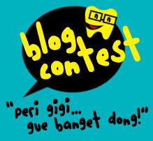 Kontes Menulis di Blog