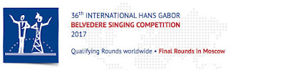 36th International Hans Gabor Belvedere Singing Competition 2017